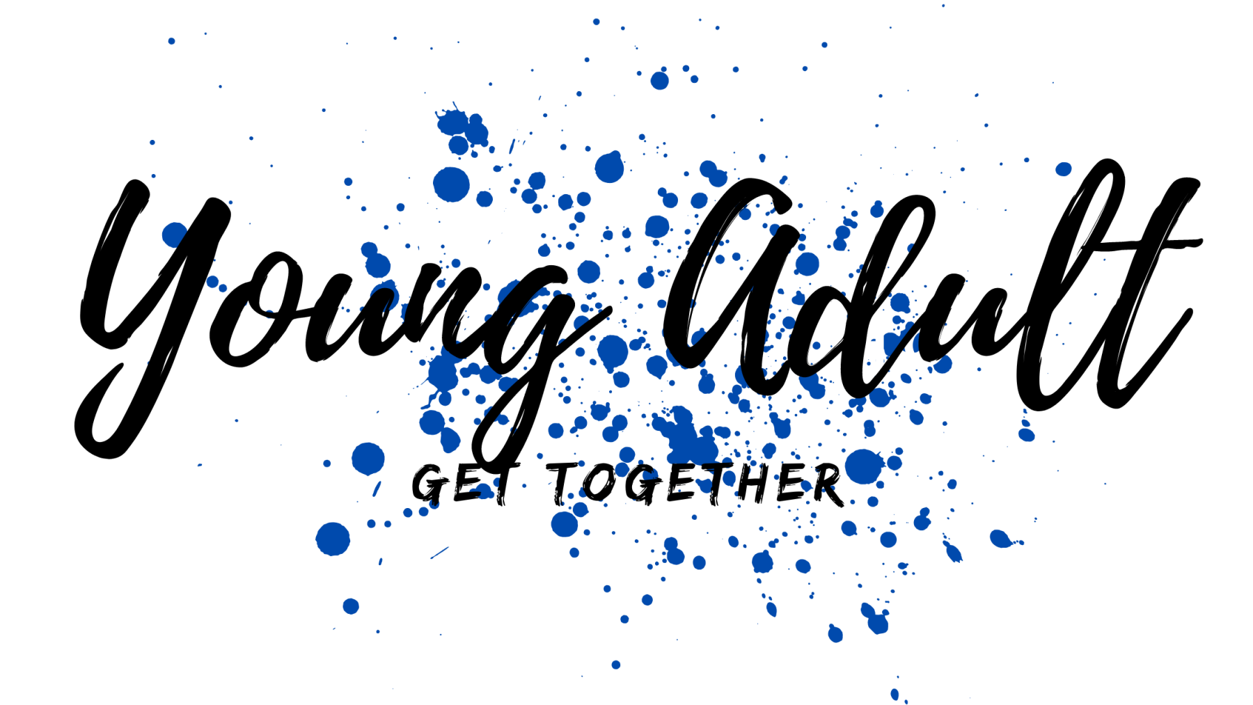 Young Adults/Young Marrieds Event